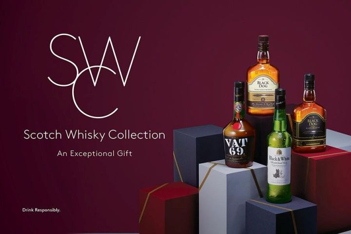 Scotch as a Gift